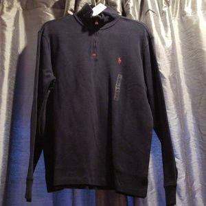 Men's Ralph Lauren Polo quarter zip sweater